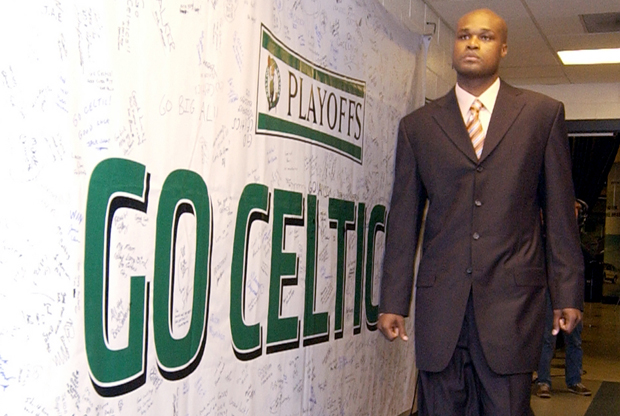 Antoine Walker./ Getty Images