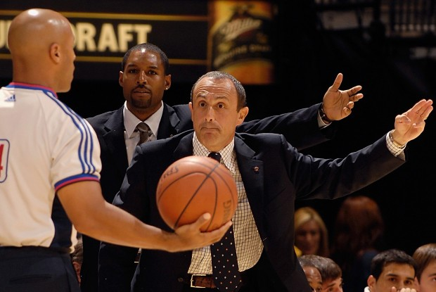Ettore Messina./ Getty Images