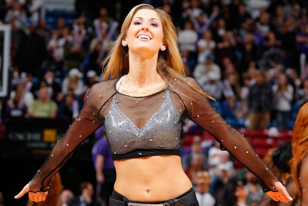 Sacramento Kings Dancer./ Getty Images