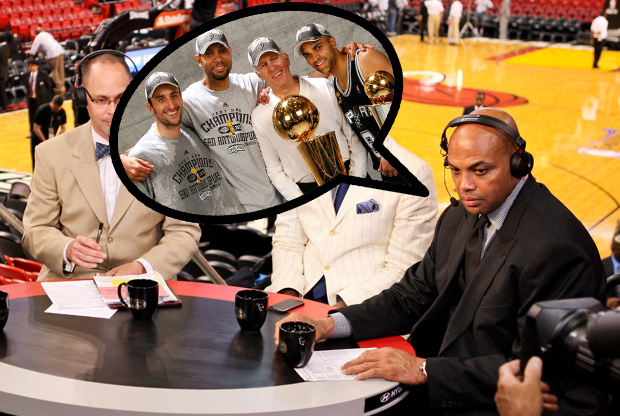 Charles Barkley./ Getty Images