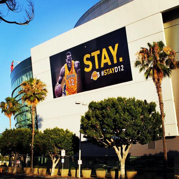 Dwight Howard - Los Angeles Lakers