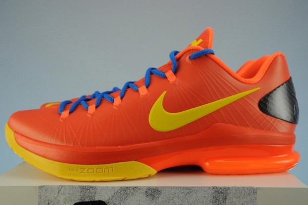 Nike - KD V Elite 'Team Orange'