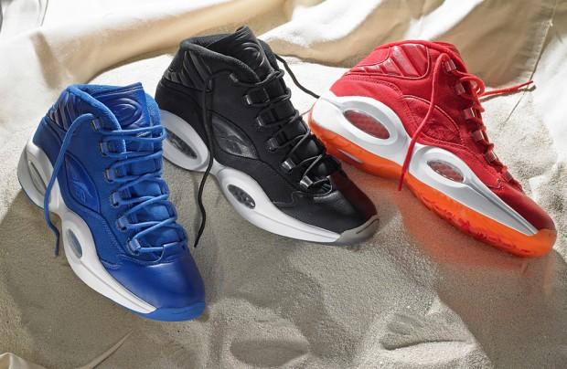 Reebok - Question 'Summer Canvas Pack'