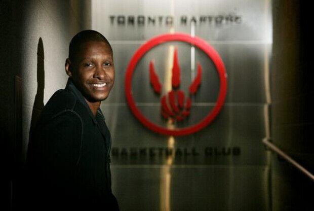 Masai Ujiri./ Toronto Star