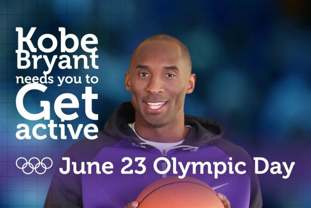 Kobe Bryant - Olympic Day