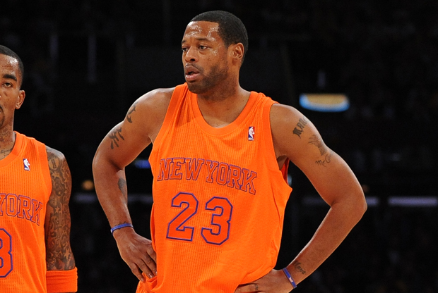 Marcus Camby./ Getty Images
