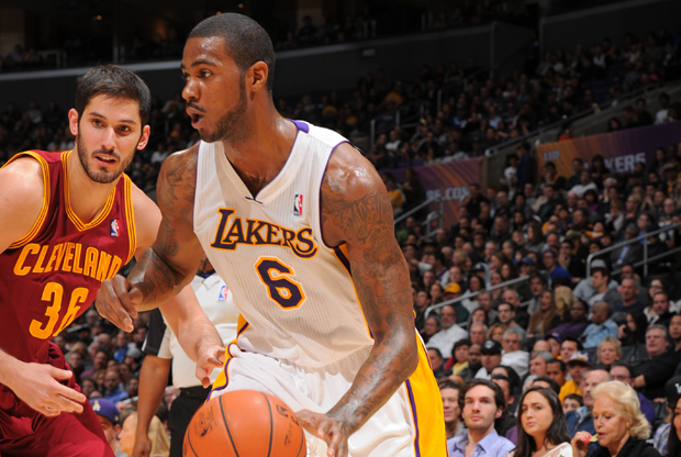 Earl Clark./ Getty Images