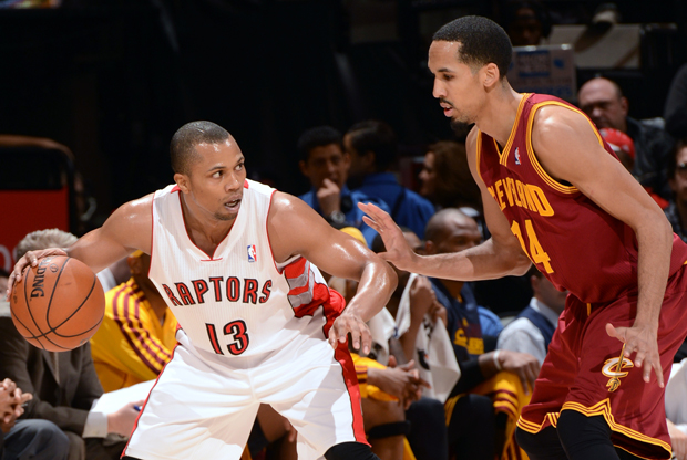Sebastian Telfair y Shaun Livingston./ Getty Images