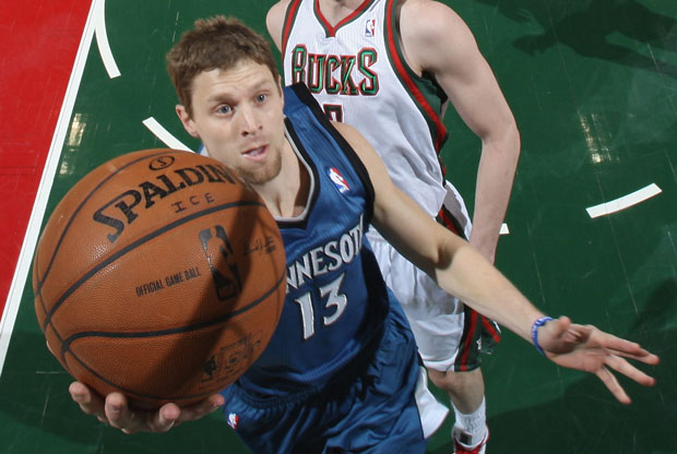 Luke Ridnour./ Getty Images