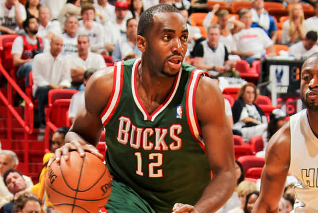 Luc Mbah a Moute./ Getty Images