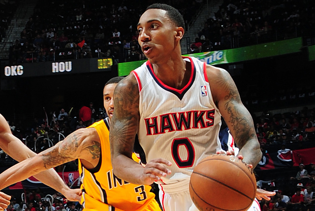 Jeff Teague./ Getty Images