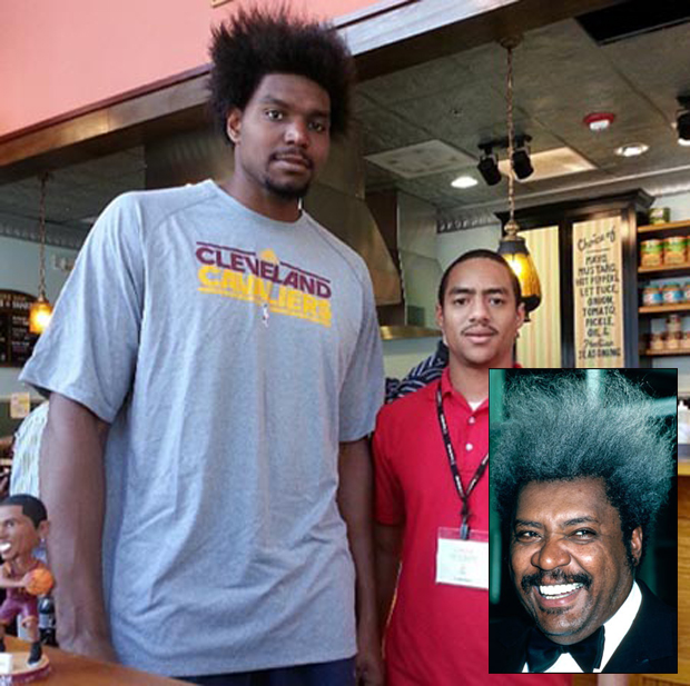 Andrew Bynum - Don King
