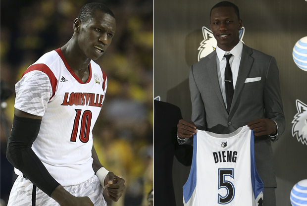 Gorgui Dieng./ Getty Images