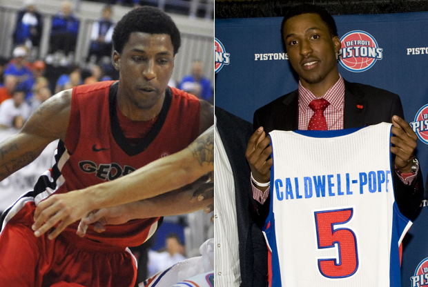 Kentavious Caldwell-Pope./ Getty Images