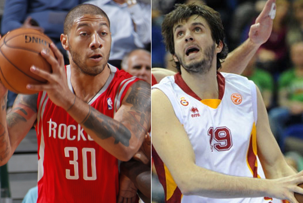 Royce White y Furkan Aldemir./ Getty Images
