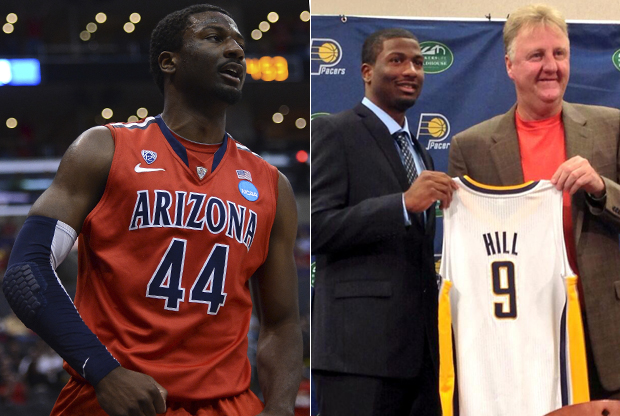 Solomon Hill./ Getty Images