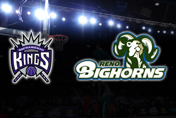 Sacramento Kings y Reno Bighorns