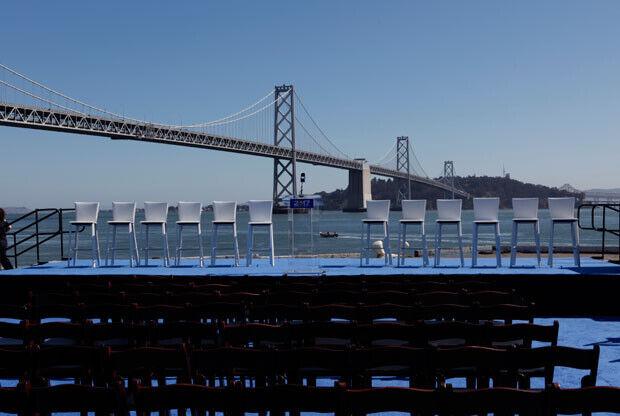 Los Warriors proyectan un nuevo pabellón en San Francisco / Getty Images