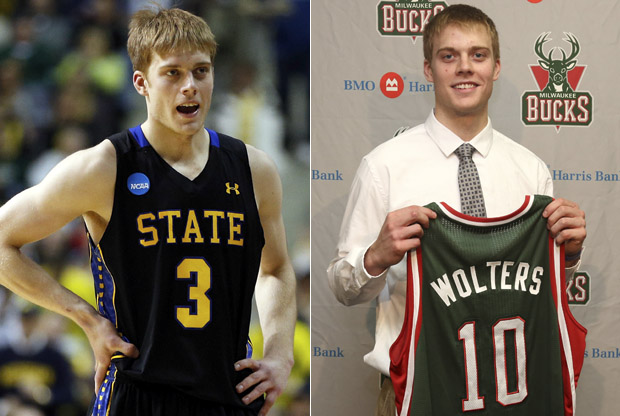 Nate Wolters./ Getty Images