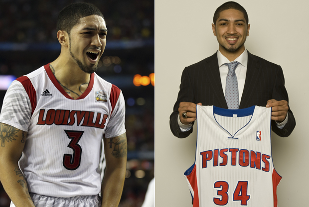 Peyton Siva./ Getty Images