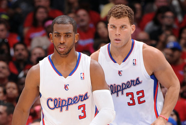 Blake Griffin y Chris Paul / Getty Images