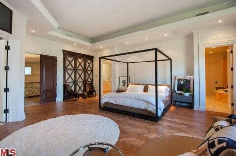 mansión de Shaquille O'Neal en Beverly Hills