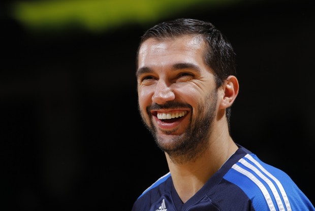 Peja Stojakovic./ Getty Images