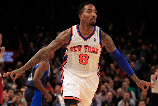 J.R. Smith./ Getty Images