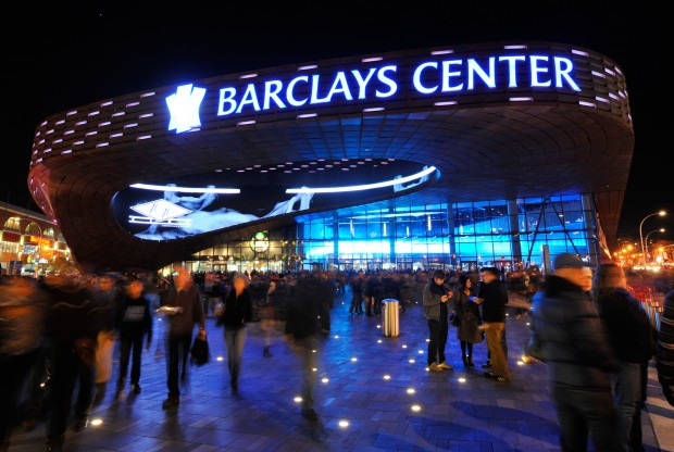 Barclays Center./ Getty Images