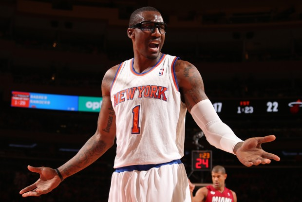 Amar'e Stoudemire./ Getty Images