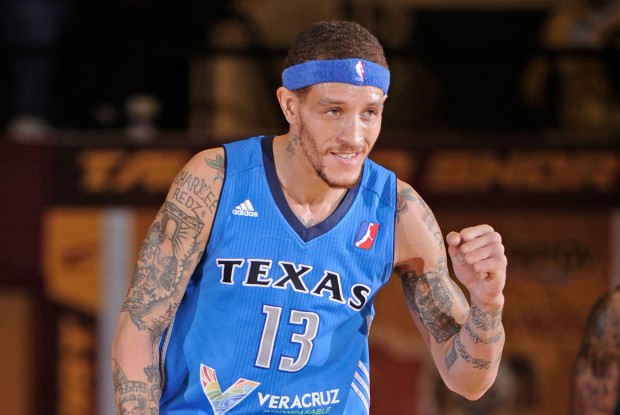 Delonte West./ Getty Images