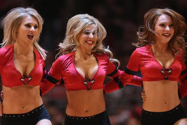 Chicago Luvabulls./ Getty Images