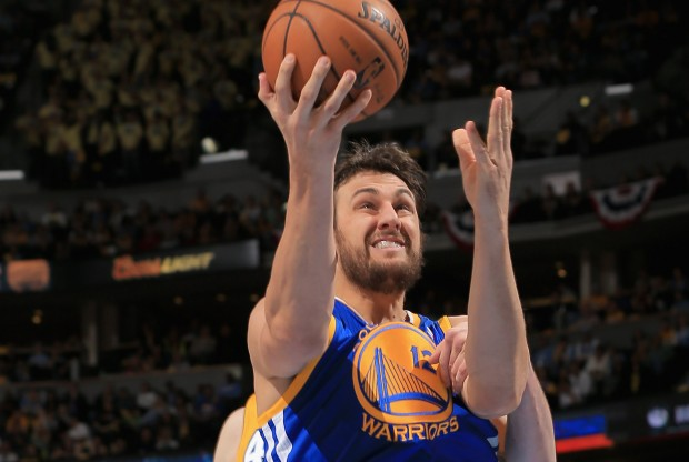Andrew Bogut./ Getty Images