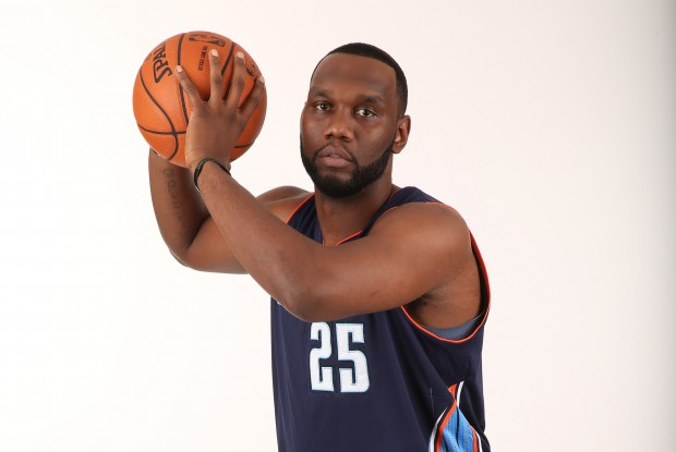 Al Jefferson./ Getty Images