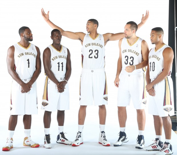 New Orleans Pelicans./ Getty Images