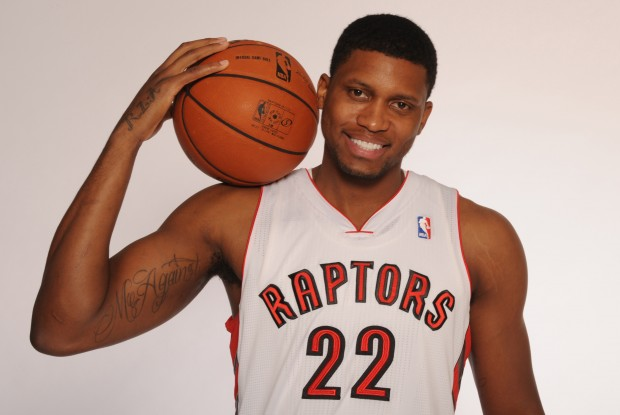 Rudy Gay./ Getty Images