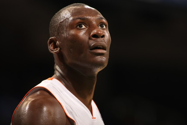 Bismack Biyombo./ Getty Images