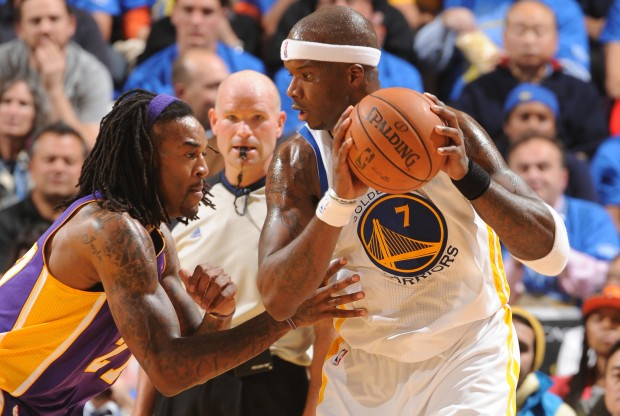 Jermaine O'Neal./ Getty Images