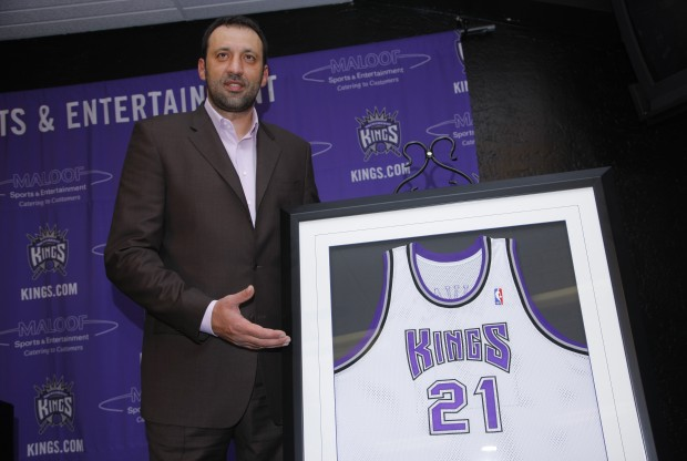 Vlade Divac./ Getty Images