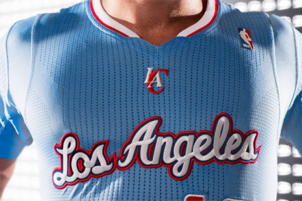 Uniforme Los Angeles Clippers