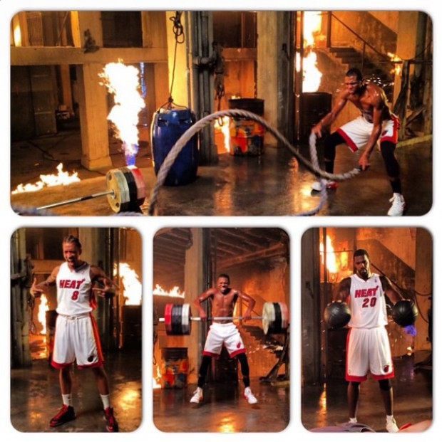 Miami Heat./ Instagram
