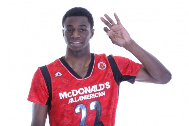 Andrew Wiggins./ Adidas