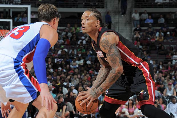 Michael Beasley / Getty Images
