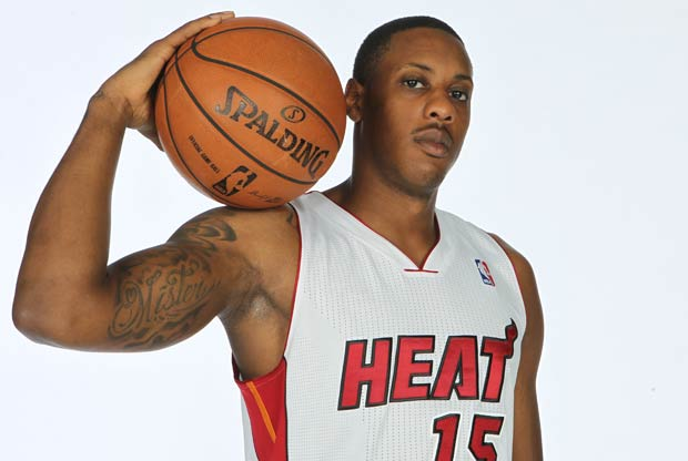 Mario Chalmers / Getty Images