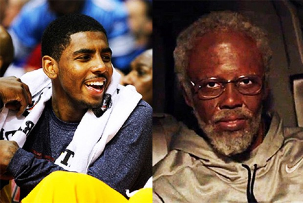 Kyrie Irving / Uncle Drew