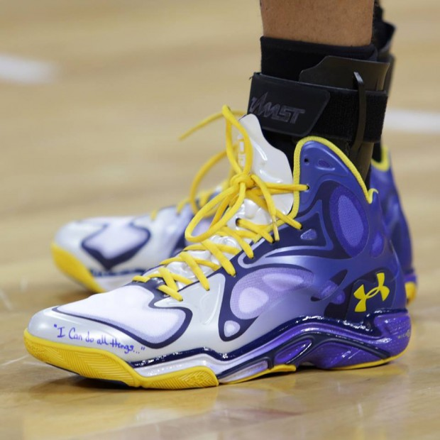 Under Armour - Anatomix Spawn