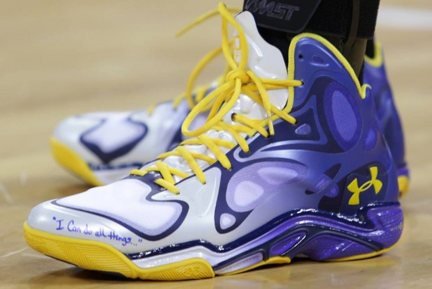 Under Armour Tenis De Curry