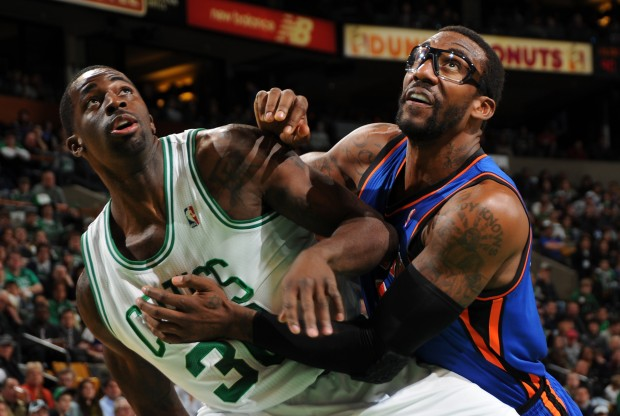 Brandon Bass y Amar'e Stoudemire./ Getty Images