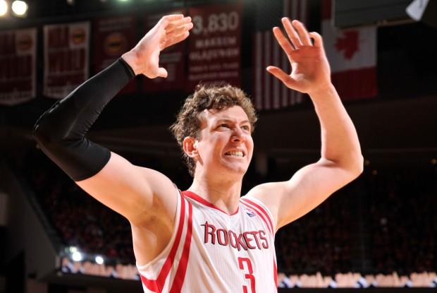 Omer Asik./ Getty Images
