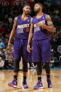 Marcus y Markieff Morris./ Getty Images